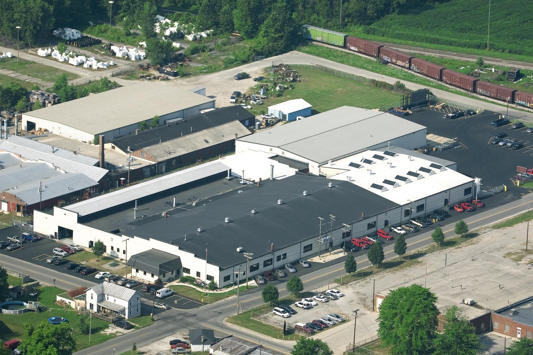 TMP Aerial Photo