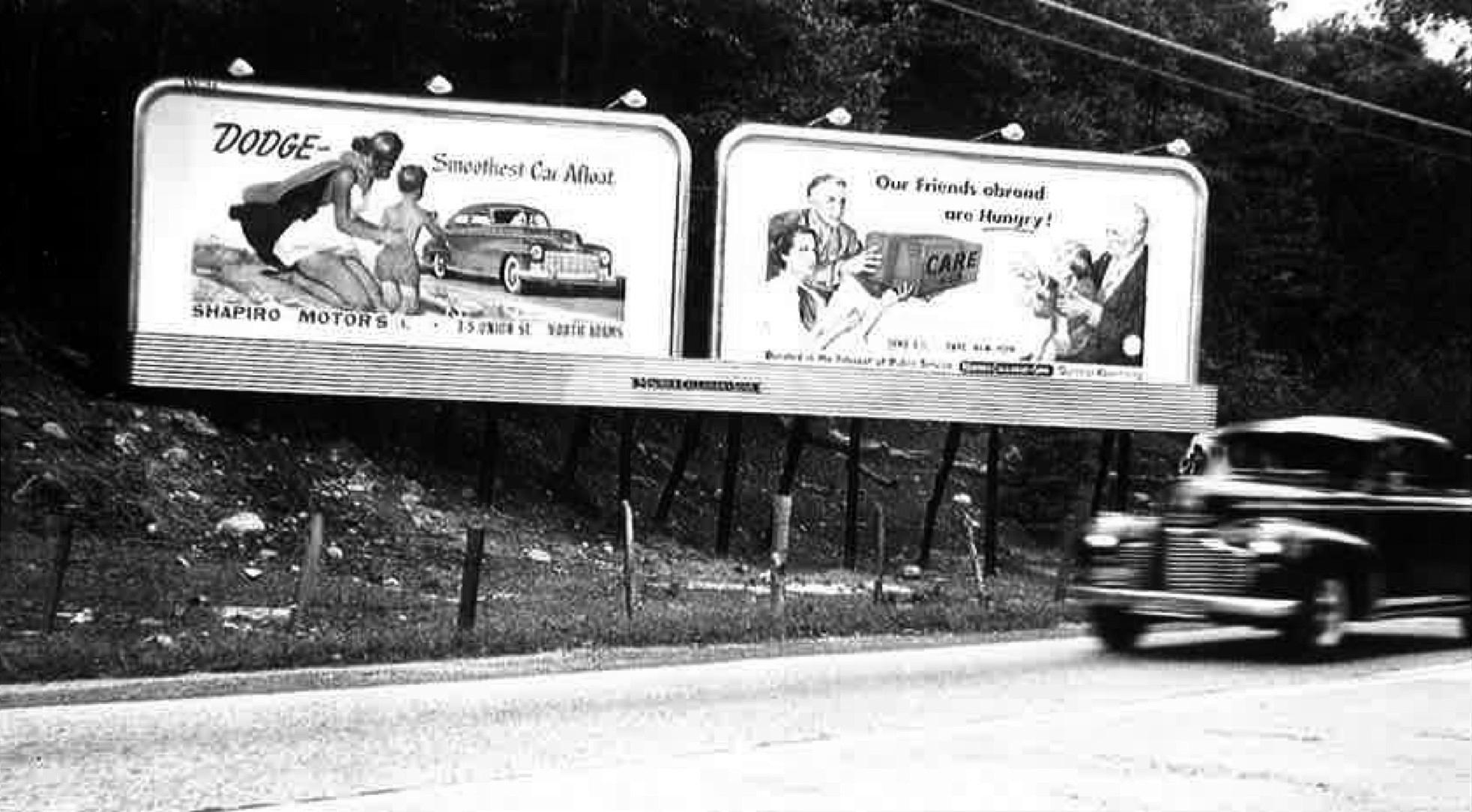 Old Billboard
