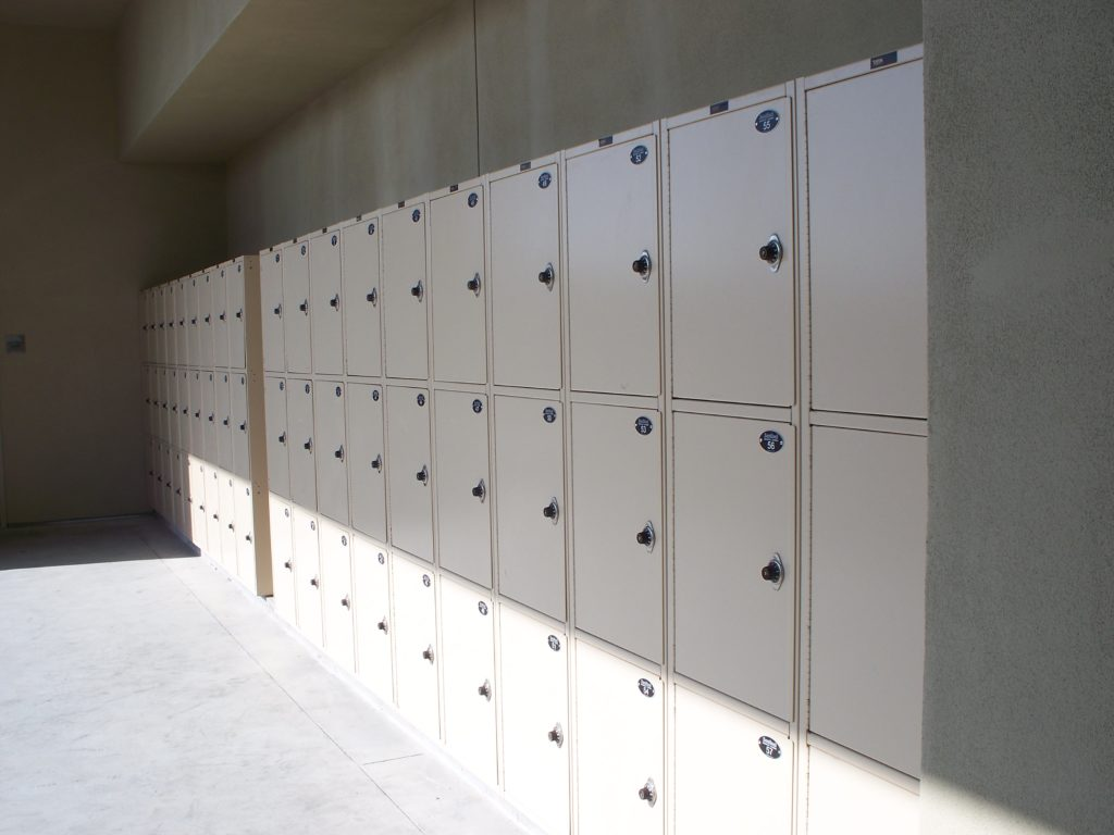 Duty Bag Lockers Tiffin Metal Products