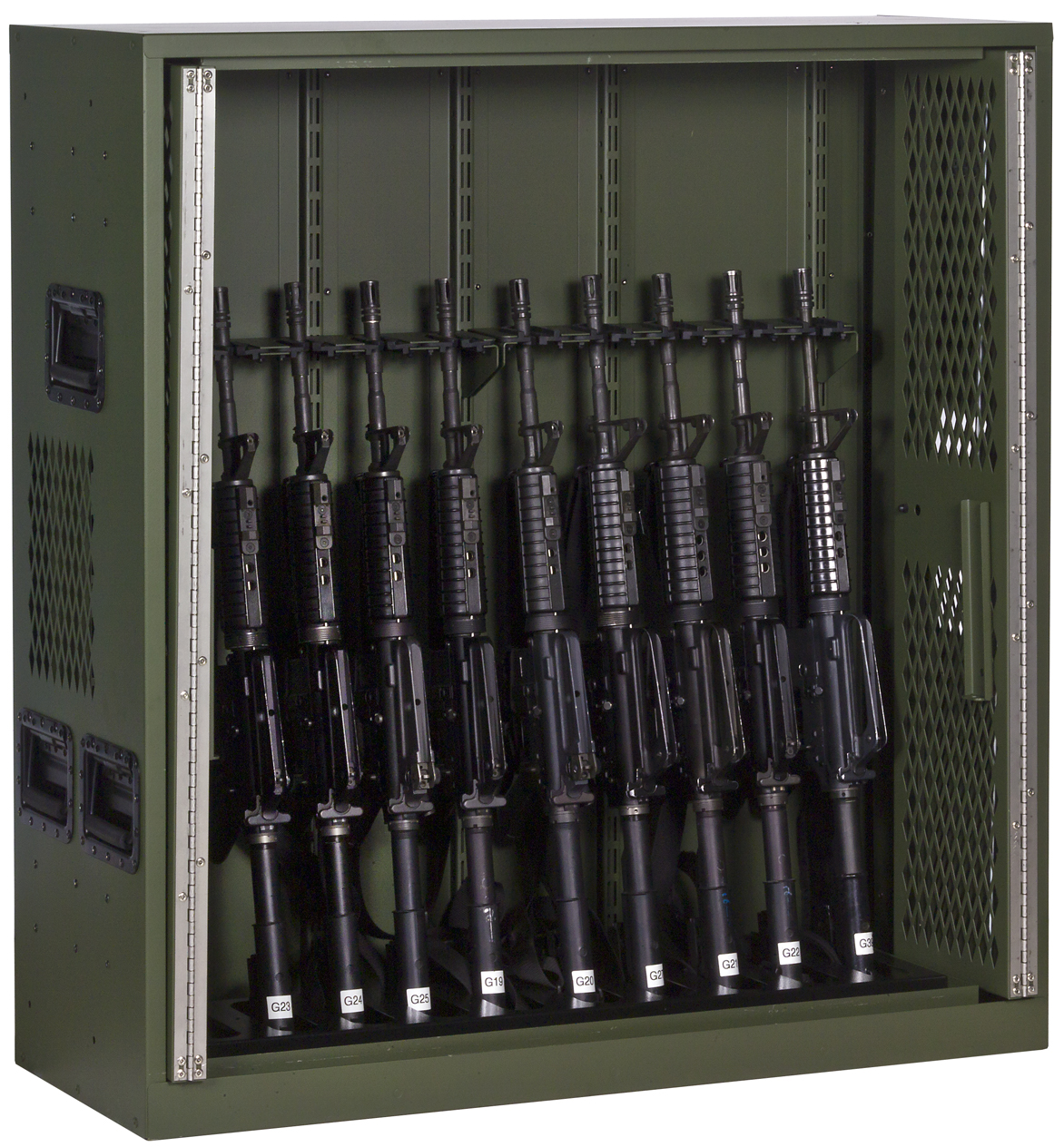 Firearms Amp Armory Racks Tiffin Metal Products