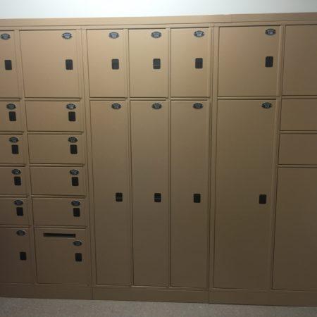 Evidence Lockers 4