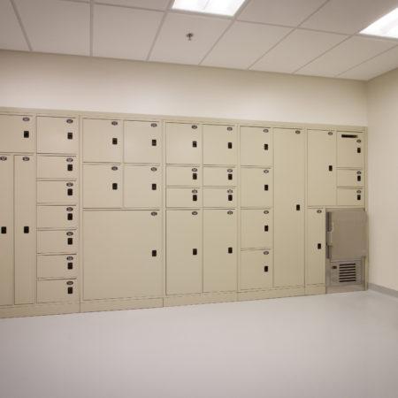Evidence Lockers 5