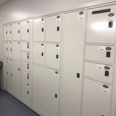 Evidence Locker Installation