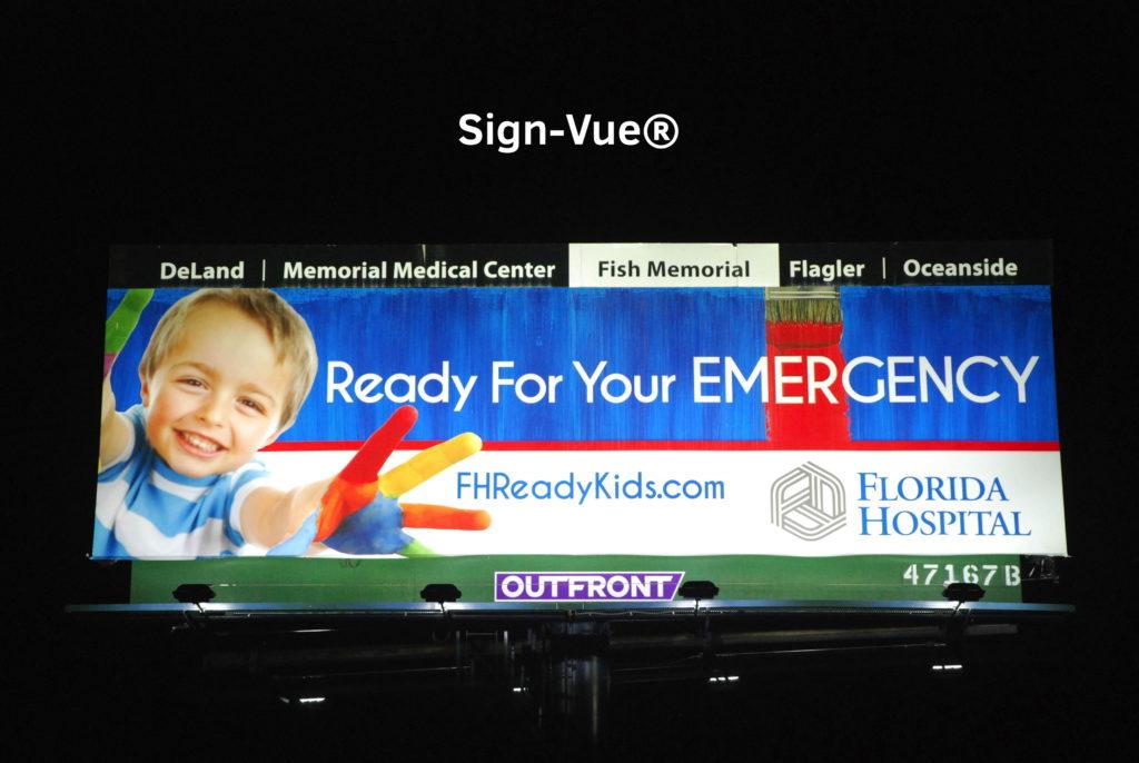 Led Billboard Lighting Tiffin Metal Products Co