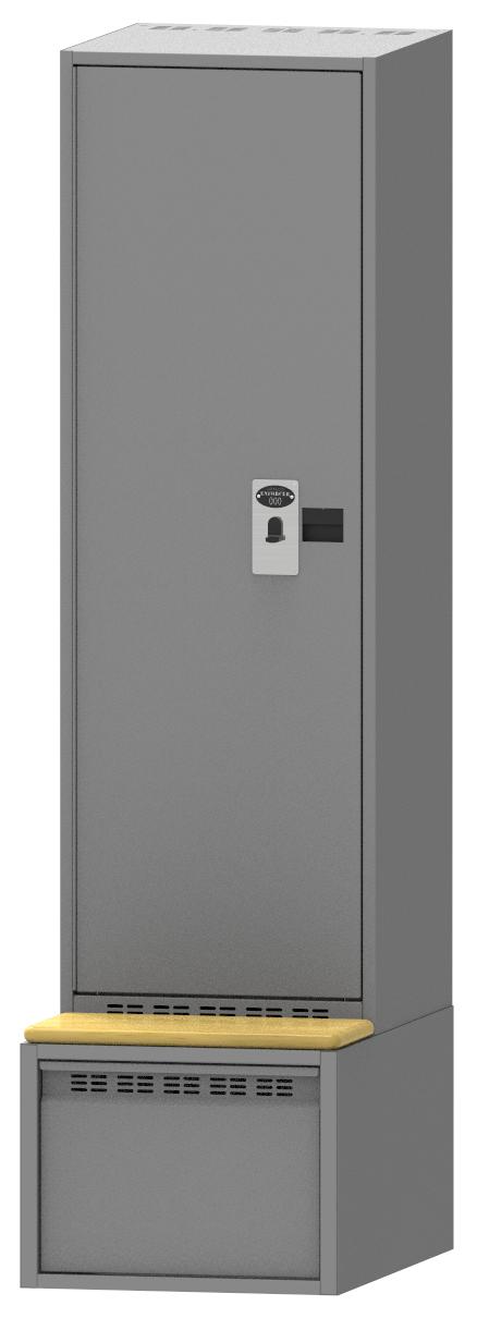 Airflow Enforcer Locker